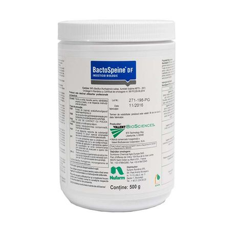 Insecticid Bactospeine DF