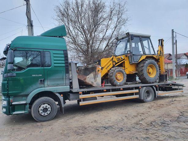 Transport buldo,Tractoare,combine