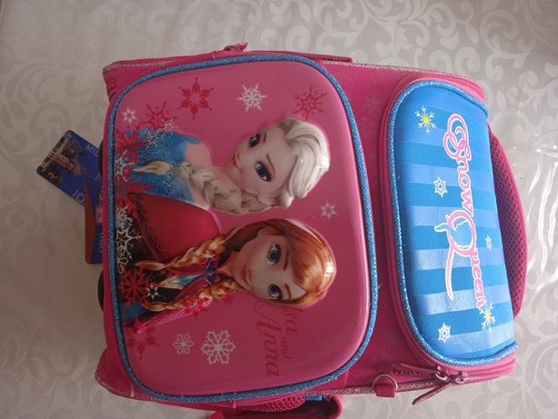 Новый рюкзак для девочки,ортопед.