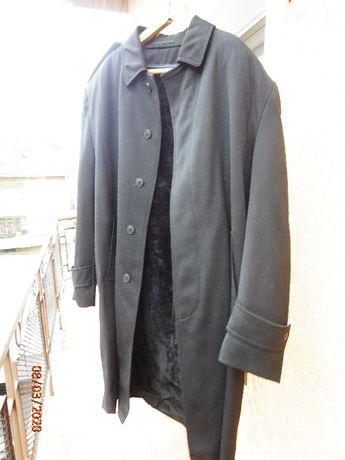 "Продавам нова, черна шуба тип ""Пардесю"" зимна/пролетно-есенна."