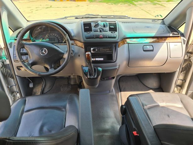 Mercedes-Benz Vito 4 locuri