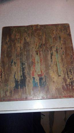 Icoana foarte veche 3 Sfinti
