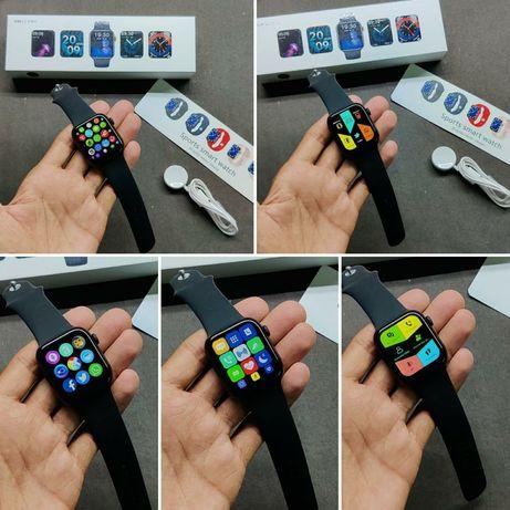 Apple watch 6 Смарт часы  эппл вотч аппл iPhone M16 plus,  HW22PRO