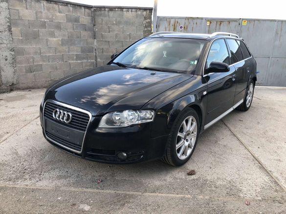 Audi a4 b7 2.0tdi 170hp НА ЧАСТИ