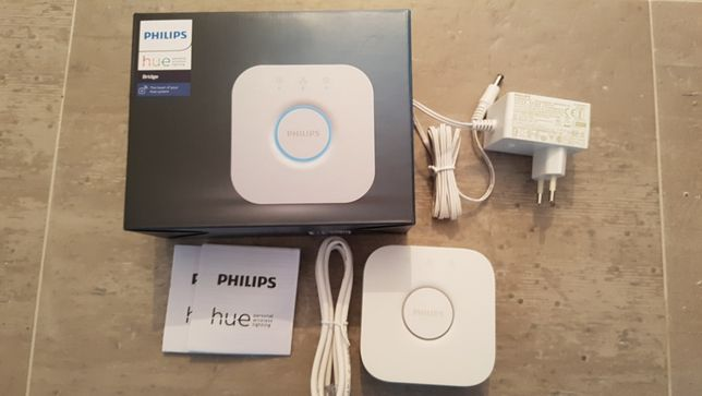 Bridge Philips Hue Hub Sigilat NOU