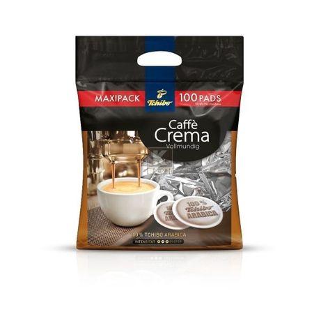 Tchibo Caffe Crema Vollmundig poduri 100 bucati