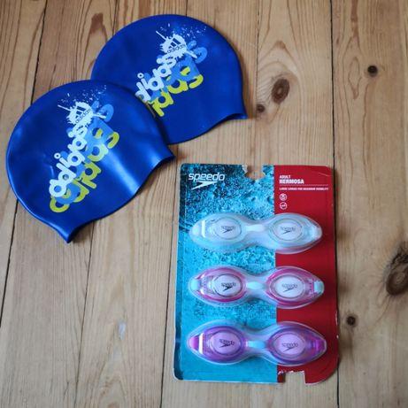 Adidas плувка шапка за плуване Speedo очила за плуване