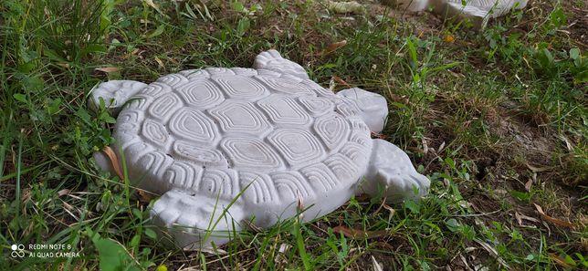 Dale beton broaște țestoase ornamentale - decorațiuni grădină exterior