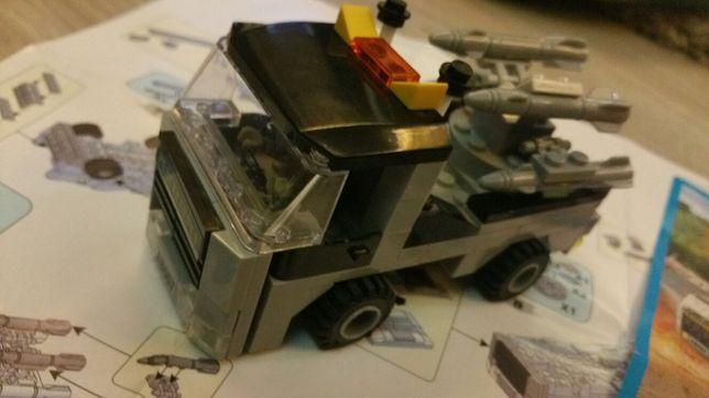 Lego SW Transportator de rachete