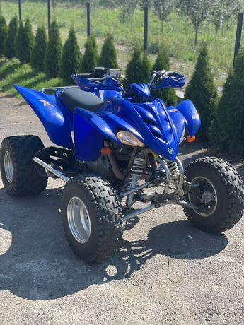Yamaha raptor350