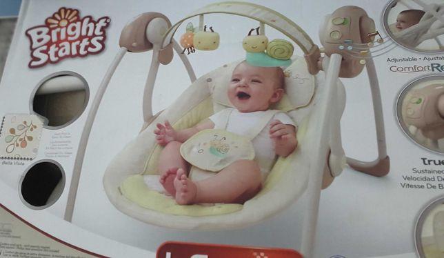 Leagan bebe cu sunete