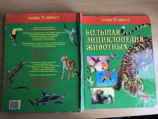 Большая энциклопедия животных прекрасно составлена и иллюстрирована