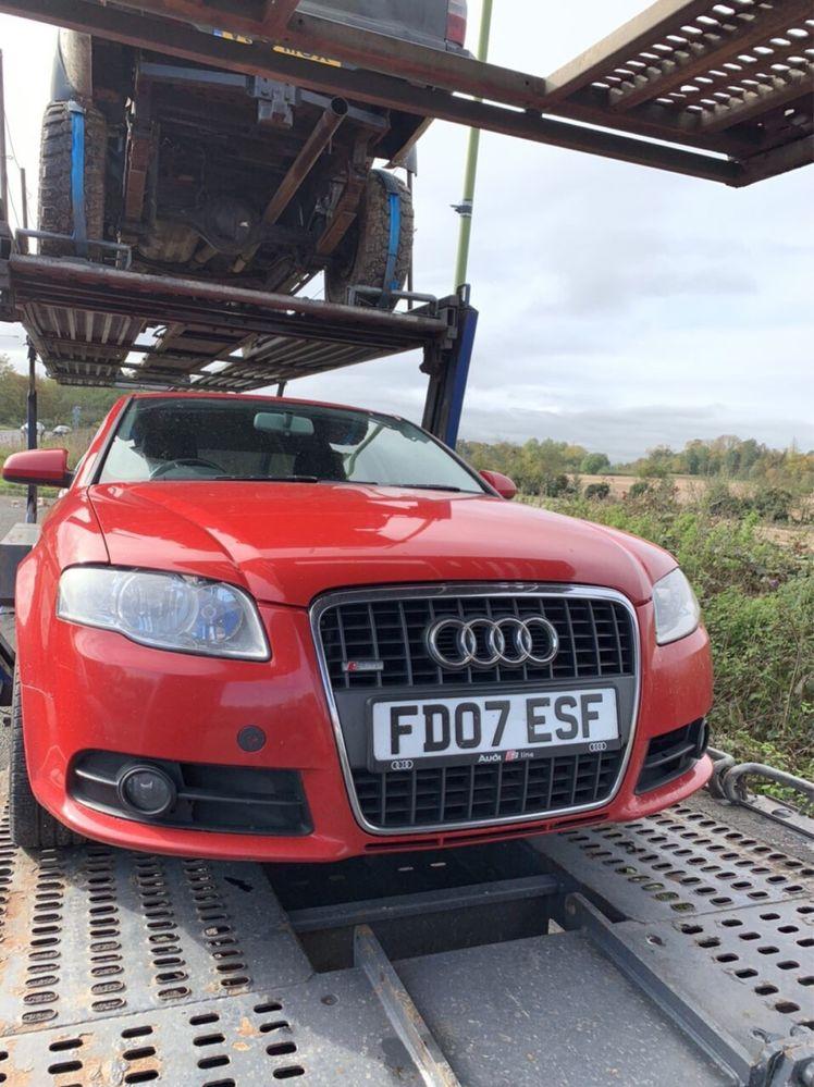 Audi a4 s-line 2.0tdi 170 На Части Ауди а4 2.0тди