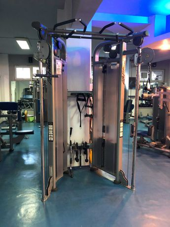 Vand set complet aparate fitness marca Life Fitness