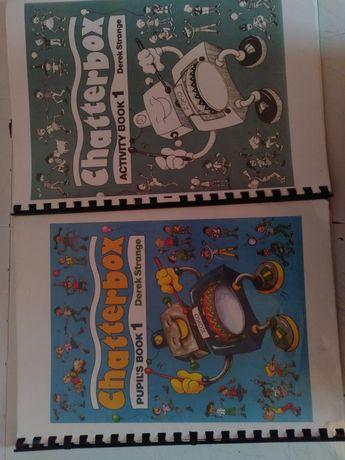 книги английского языка:CHATTERBOX 1 и CHATTERBOX 2