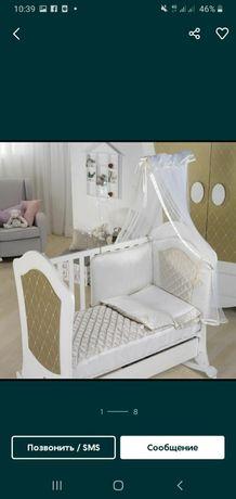 Срочно!  Продам удобную кровать Испанской Micuna