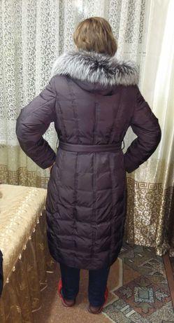 Пальто-пуховик женский новый