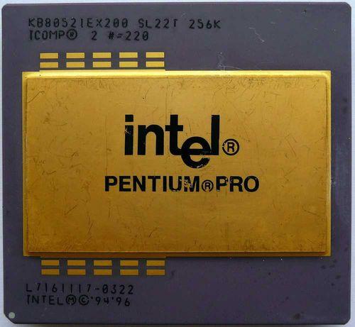 Processor Pentium Pro