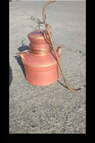 Vând cazane de țuică cazanul are o 100 de l 110 de litri 120 de litri