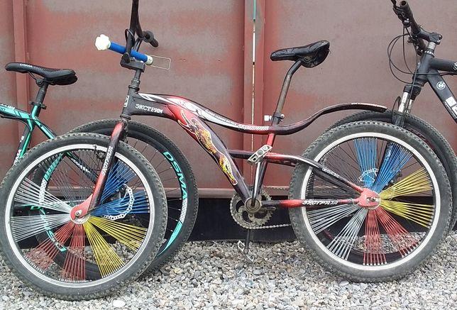Велосипед экстрим