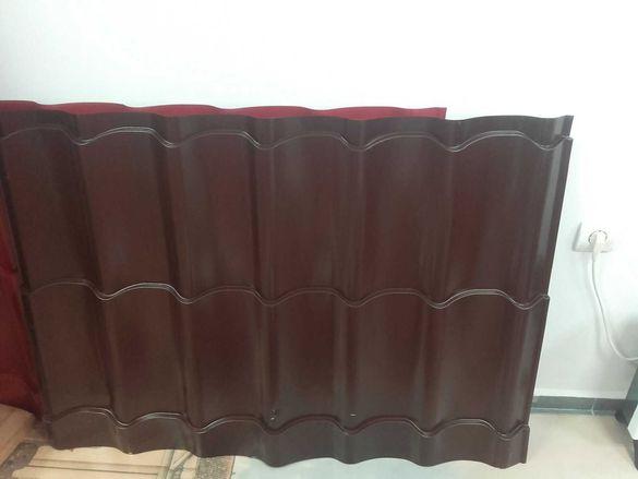 Метални керемиди Руфи Monterrey - 14.97 лв/м²