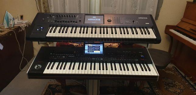 Predau ore de muzica orga si acordeon