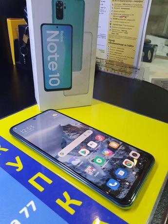 Xiaomi Redmi Note 10 Модель 2021