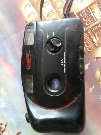 Aparat foto vechi cu film
