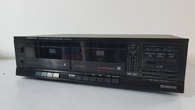 kenwood dec kx-57cw