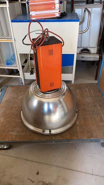 Индустриални лампи за халета с. Руен - image 1