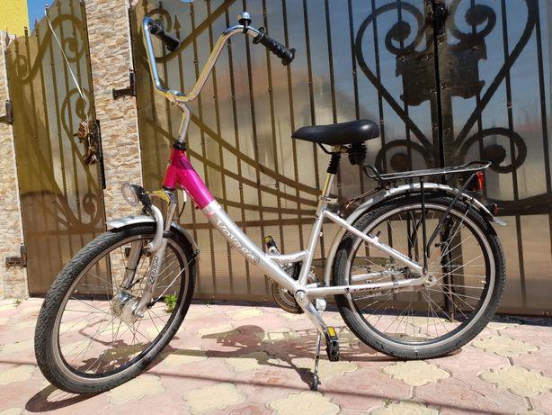 Bicicleta  dama confortabila