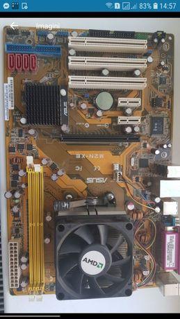 Placa de baza Asus M2N XE+procesor+cooler.