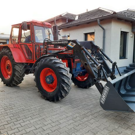 Tractor Same Tiger Six Dtv