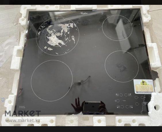 Продам новую плиту Whirlpool на запчасти