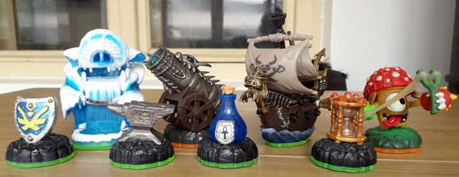 Skylanders Spyro Giants Swap Force Trap Team Disney Lego Portal