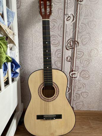 Гитара, состояние новой