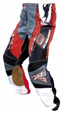Интернет промоция! ekselsior нов бридж мотокрос крос панталон екип мот