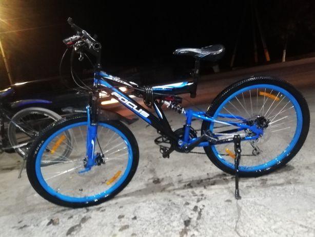 Двух Армотизаторный Спортивный Велосипед