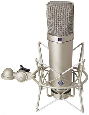 Microfon Studio - Neumann U87 Ai Set