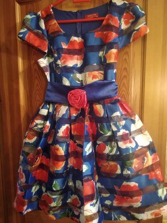 Нарядное платье 48р Турция