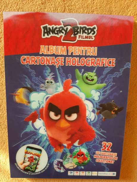 Angry Birds 2 Album Complet