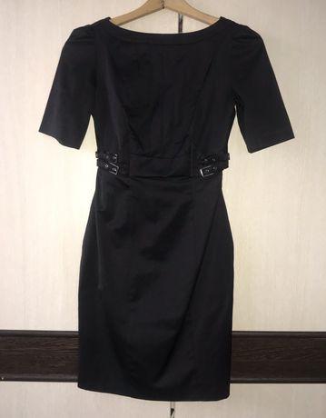 НАМАЛЕНИЕ! Елегантна черна рокля
