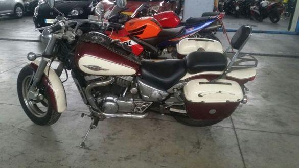 Мотоциклет Сузуки Марудер 800(Suzuki marauder 800)-НА Части