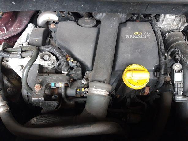 Motor renault 1.5 dci 110 cp euro 5 scenic 3 grand scenic 3 megane 3