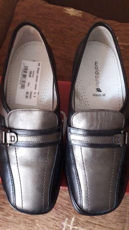 Pantofi piele Noi Waldlaüfer 39