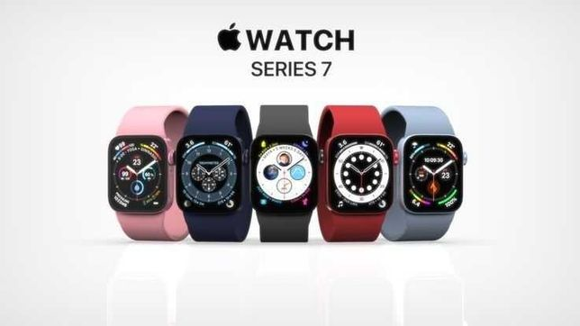 Smart Watch Смарт часы Эпл Ватч эплватч applewatch Apple Watch 7