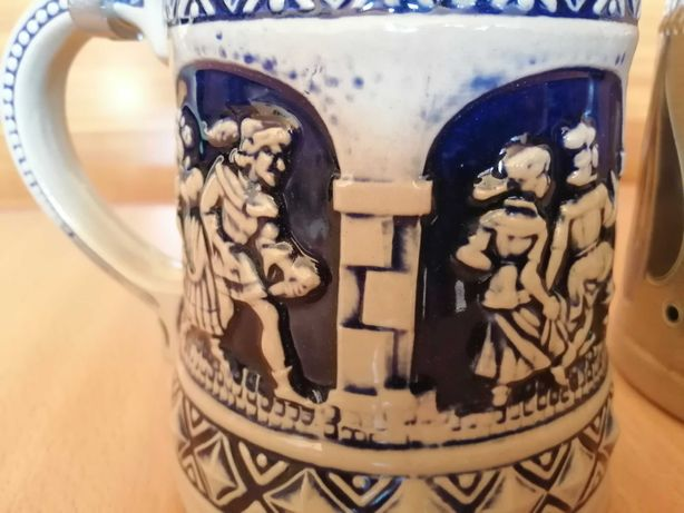 Halbe de bere ceramica