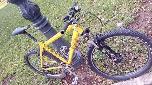 Велосипед Pribilovski