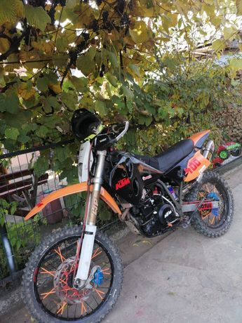 KTM lc4 400 vând /schimb