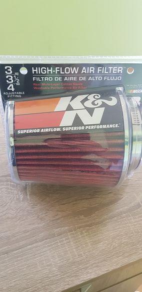 Оригинален конусен филтър K&N